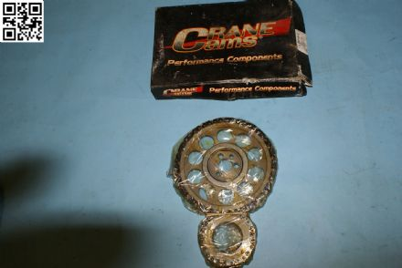 1965-1995 Big Block Chevrolet,Crane Cams 13977-1,Timing Chain & Gear Set,New